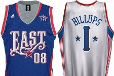 2008 All Star Jersey