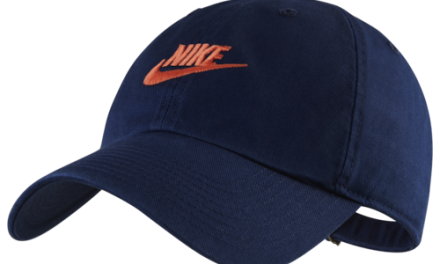Nike Mens H86 Futura Washed Cap Black/Void