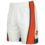 Mitchell & Ness Mens NBA Swingman Shorts White