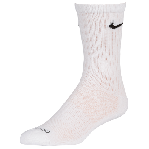 Nike Dri-FIT Crew Sock (6 Pack) White