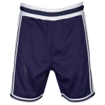 Retro Olafs Mens Basketball Shorts Navy/White