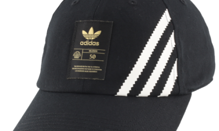 adidas Originals Superstar 50 Relaxed Cap Black