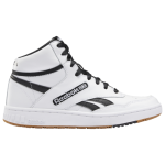 Reebok Boys BB 4600 Shoes White/Black