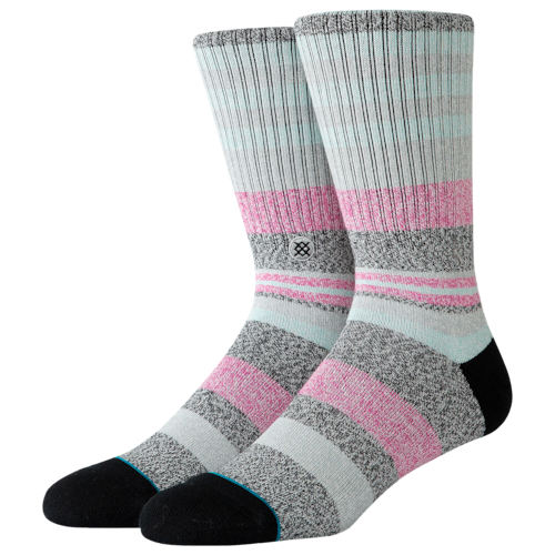 Stance Mens Munga Crew Socks Black