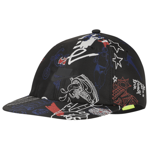 Nike Mens Sportswear Graphic Adjustable Cap Black