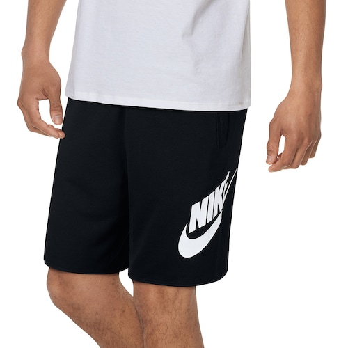 Nike Mens Alumni Shorts Black/White
