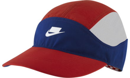 Nike Mens Tailwind Cap Blue/Red/White